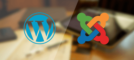 joomla & wordpress